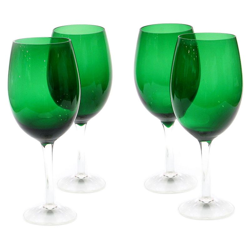 Certified International 4-pc. White Wine Set