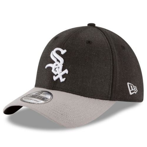 Adult New Era Chicago White Sox 39THIRTY Change Up Flex-Fit Cap