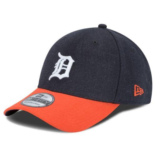 Adult New Era Detroit Tigers 39THIRTY Change Up Flex-Fit Cap