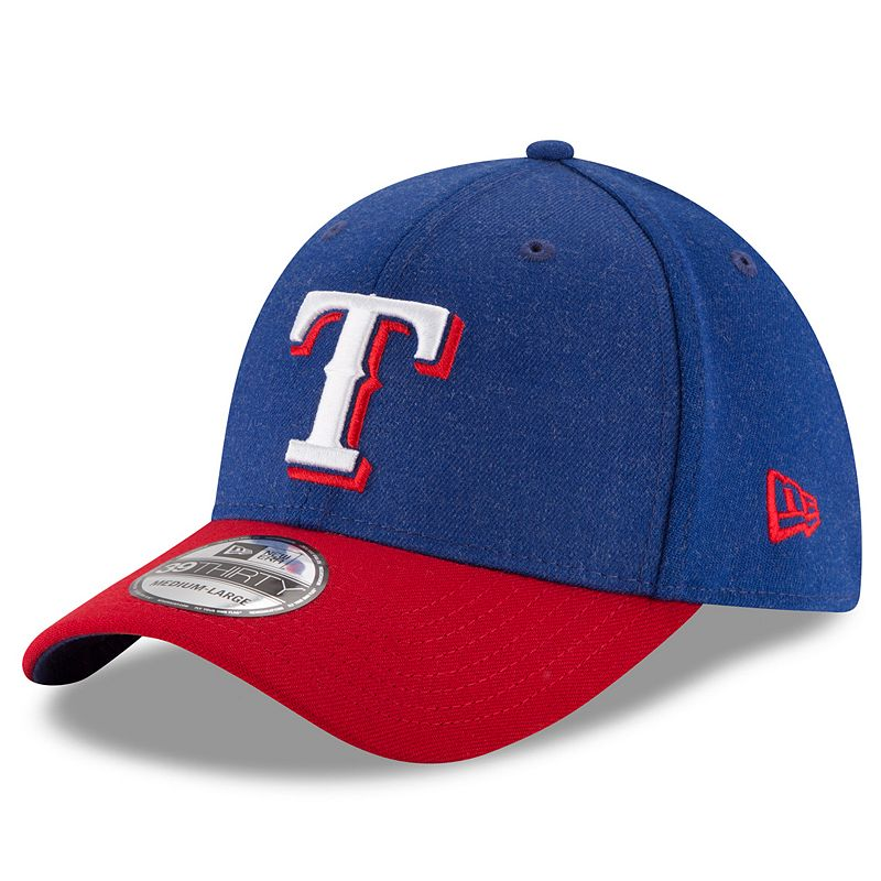 Adult New Era Texas Rangers 39THIRTY Change Up Flex-Fit Cap