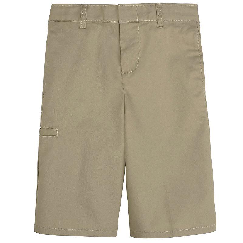 French Toast School Uniform Side-Pocket Shorts - Boys 4-7
