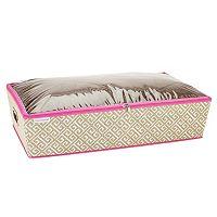 ClosetCandie Hot Pink Under-The-Bed Grommet Tote