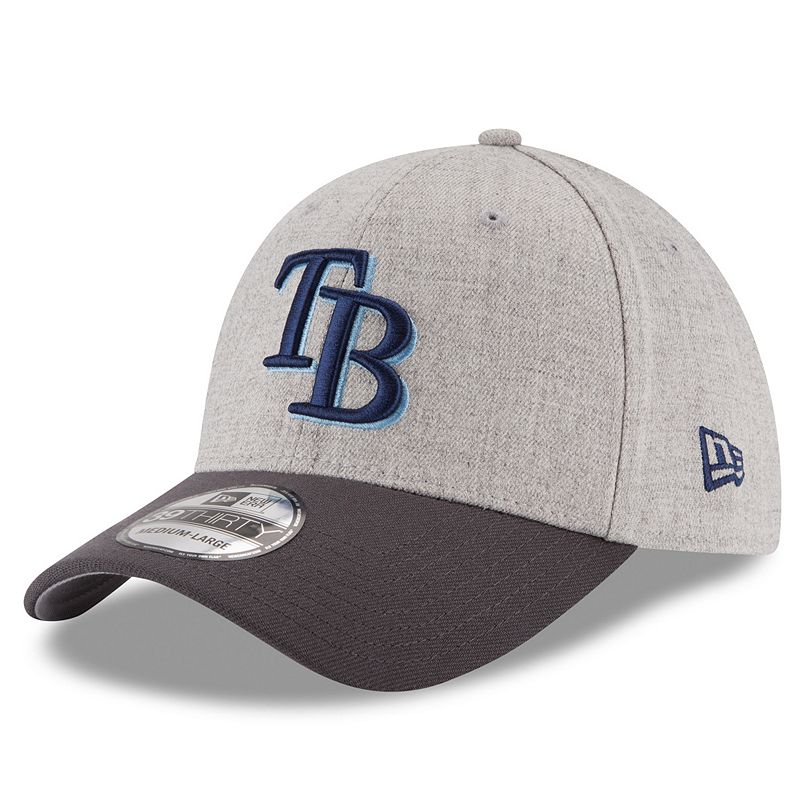 Adult New Era Tampa Bay Rays 39THIRTY Change Up Flex-Fit Cap