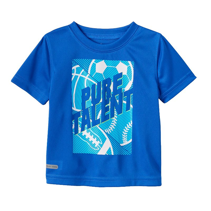 Baby Boy Jumping Beans® Performance Graphic Tee