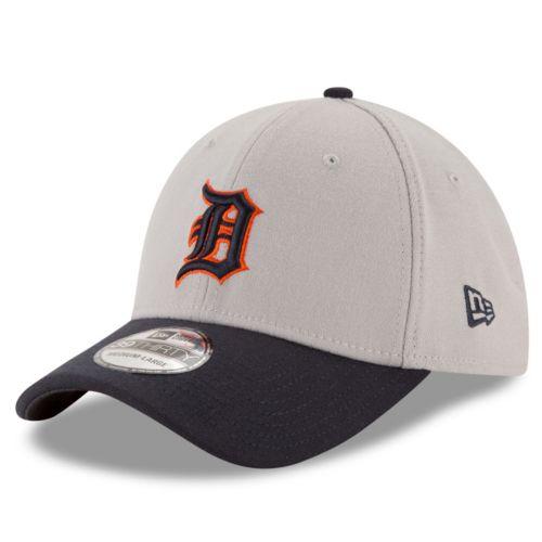 Adult New Era Detroit Tigers 39THIRTY 2 Tone Flex-Fit Cap