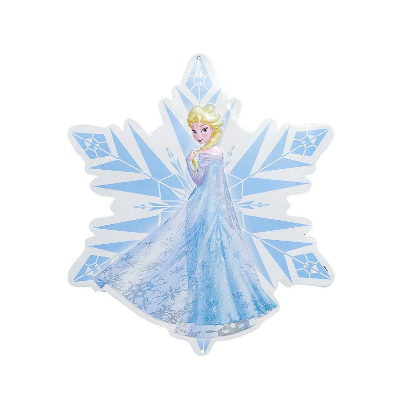 Disney's Frozen Elsa Snowflake Wall Art