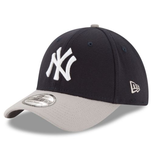 Adult New Era New York Yankees 39THIRTY 2 Tone Flex-Fit Cap