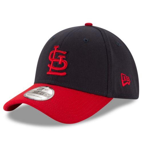 Adult New Era St. Louis Cardinals 39THIRTY 2 Tone Flex-Fit Cap