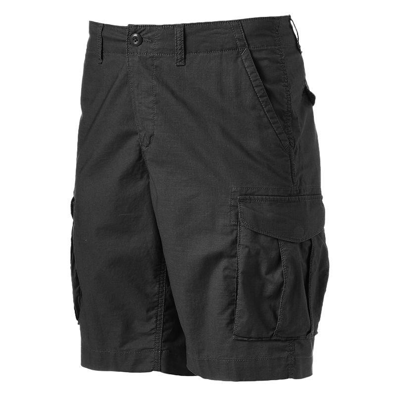 Men's SONOMA Goods for Life™ Canvas Crosshatch Cargo Shorts