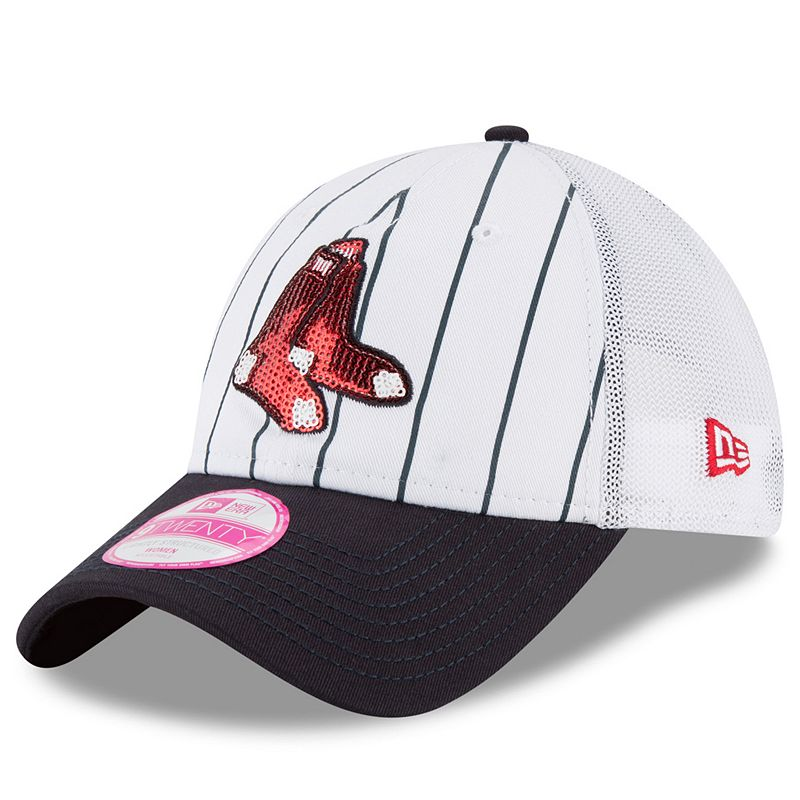 Women's New Era Boston Red Sox 9TWENTY Truck Lust Snapback Cap