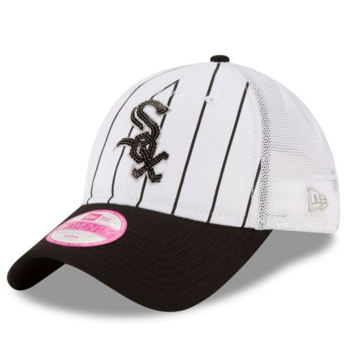 Women's New Era Chicago White Sox 9TWENTY Truck Lust Snapback Cap