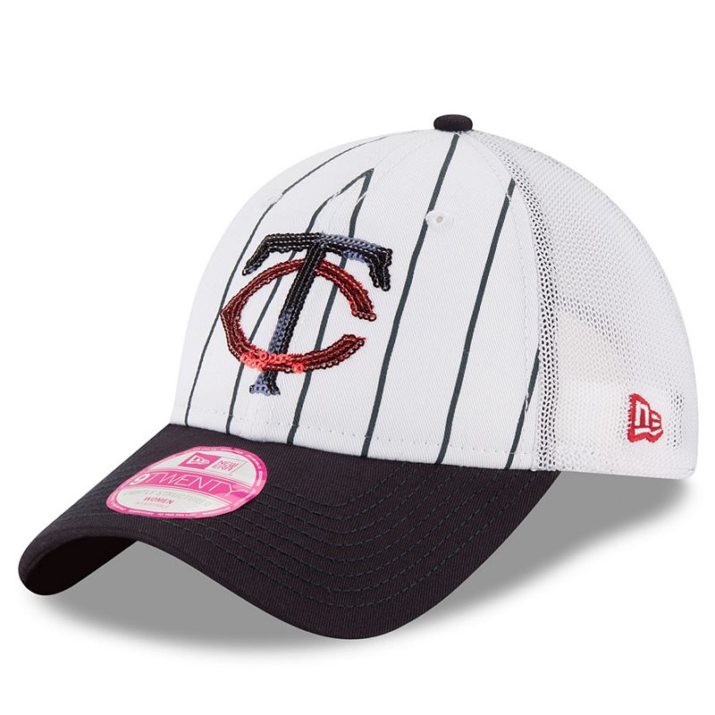 Women's New Era Minnesota Twins 9TWENTY Truck Lust Snapback Cap