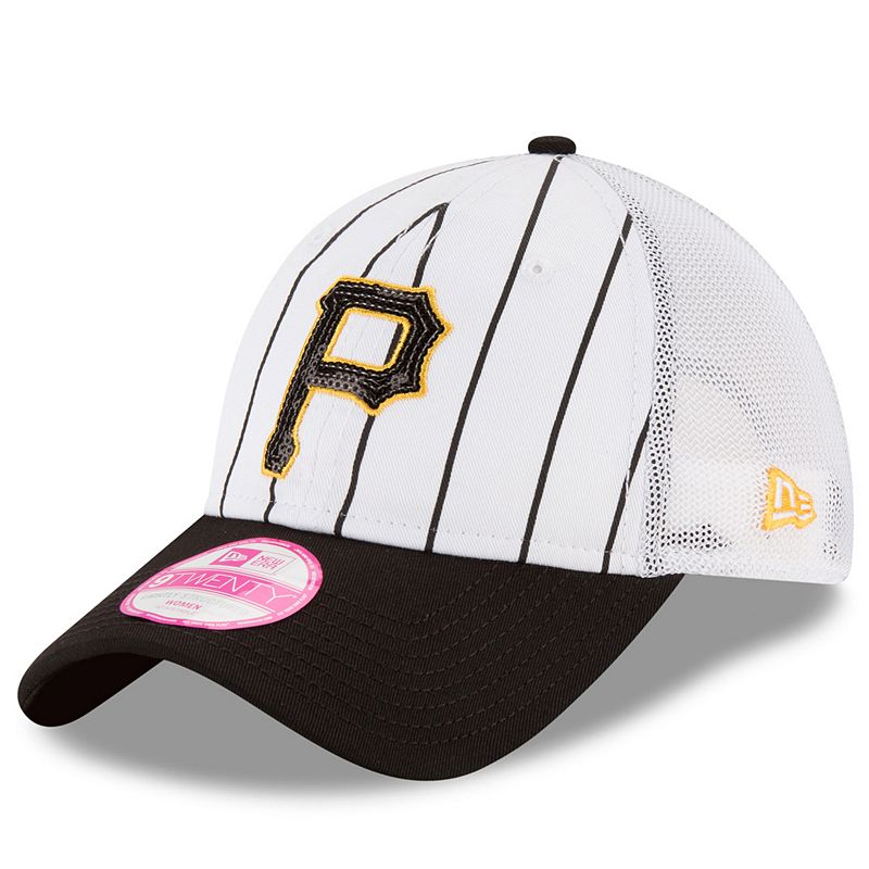 Women's New Era Pittsburgh Pirates 9TWENTY Truck Lust Snapback Cap