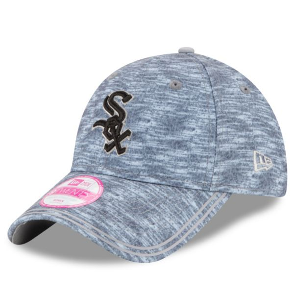 Women's New Era Chicago White Sox 9TWENTY Midnite Tech Adjustable Cap