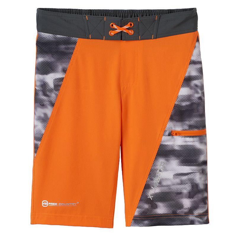 Boys 8-20 Free Country Board Shorts