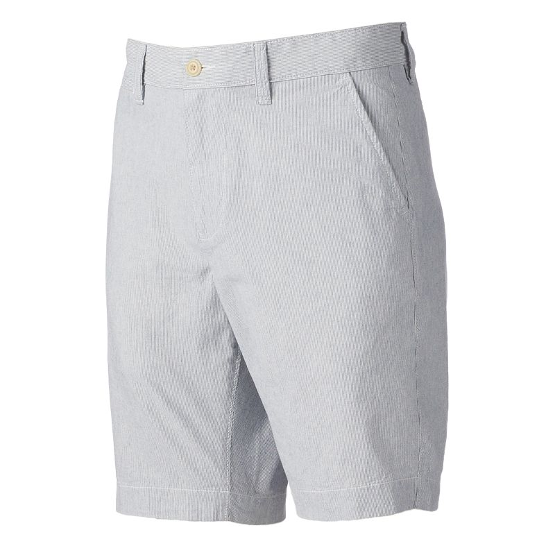 Men's SONOMA Goods for Life™ Striped Flat-Front Shorts