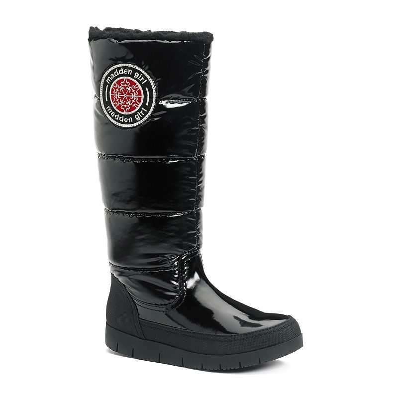 Madden Girl Iggloo Women's Puffer Boots