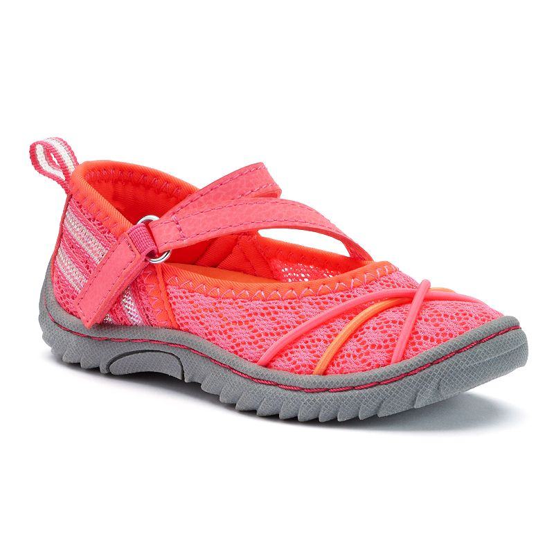Jumping Beans® Toddler Girls' Stretch Woven Shoes