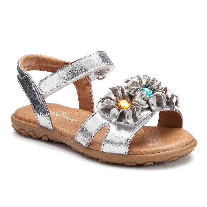 Jumping Beans® Toddler Girls' Flower Sandals