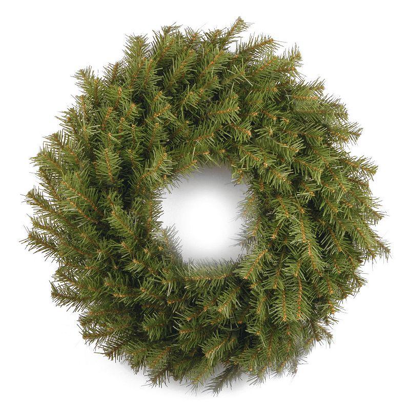 24-in. Norwood Fir Artificial Wreath