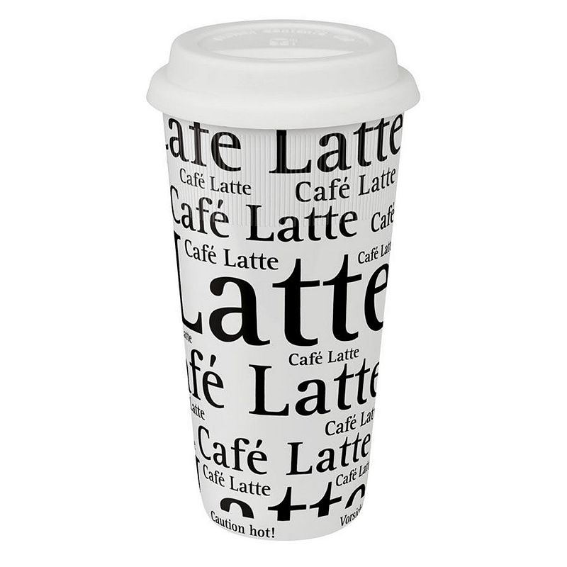 Konitz 4-pc. Café Latte Travel Mug Set