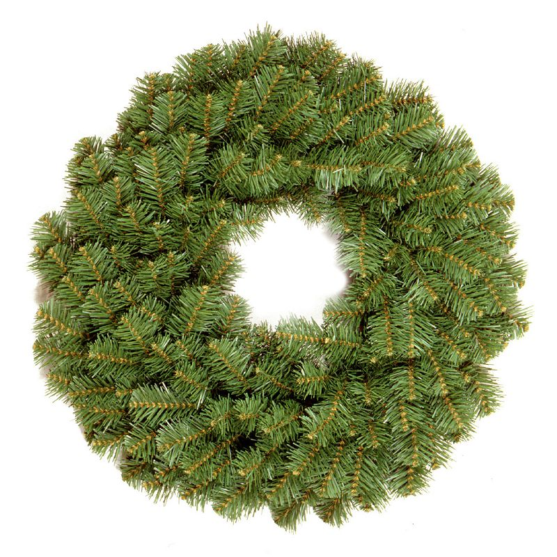 24-in. Artificial Kincaid Spruce Wreath