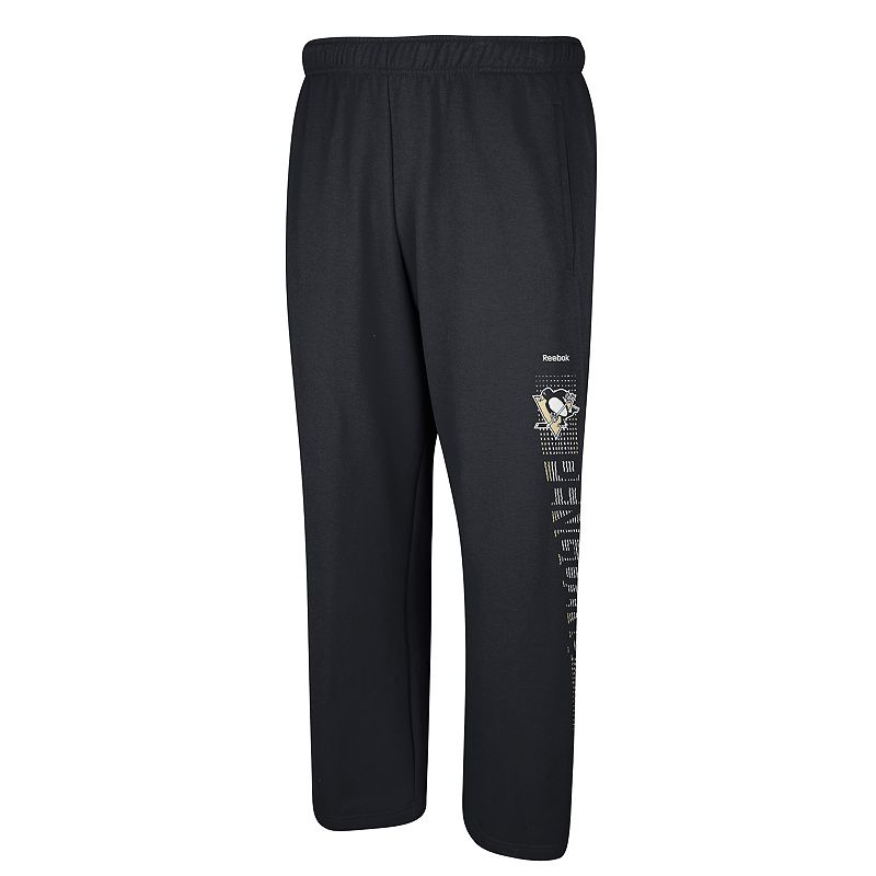 Men's Reebok Pittsburgh Penguins Swipe Tech Pants