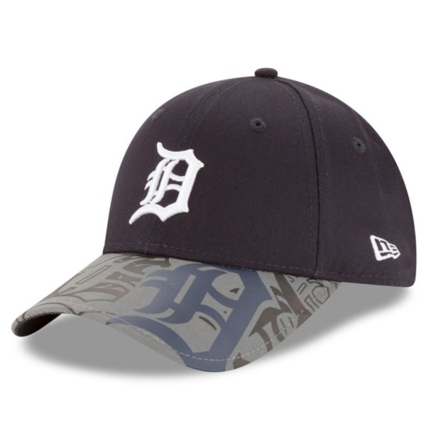 Youth New Era Detroit Tigers 9FORTY Reflect Fuse Snapback Cap