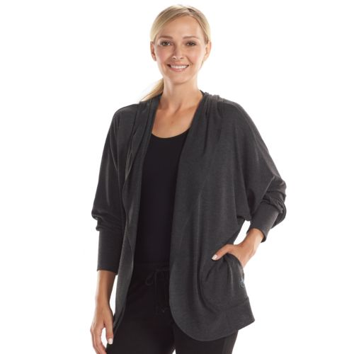 Women's bliss Incredible Open-Front Lounge Hoodie