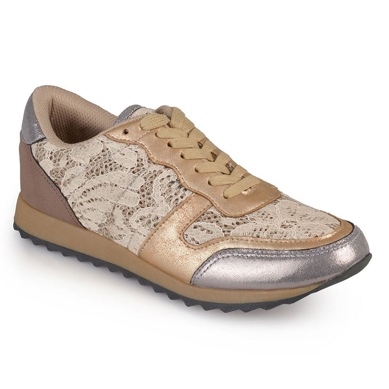 Journee Collection Qsweet Women's Fashion Sneakers