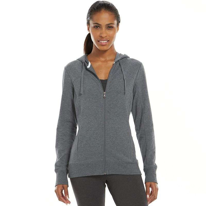 Women's Tek Gear® Full-Zip Hoodie