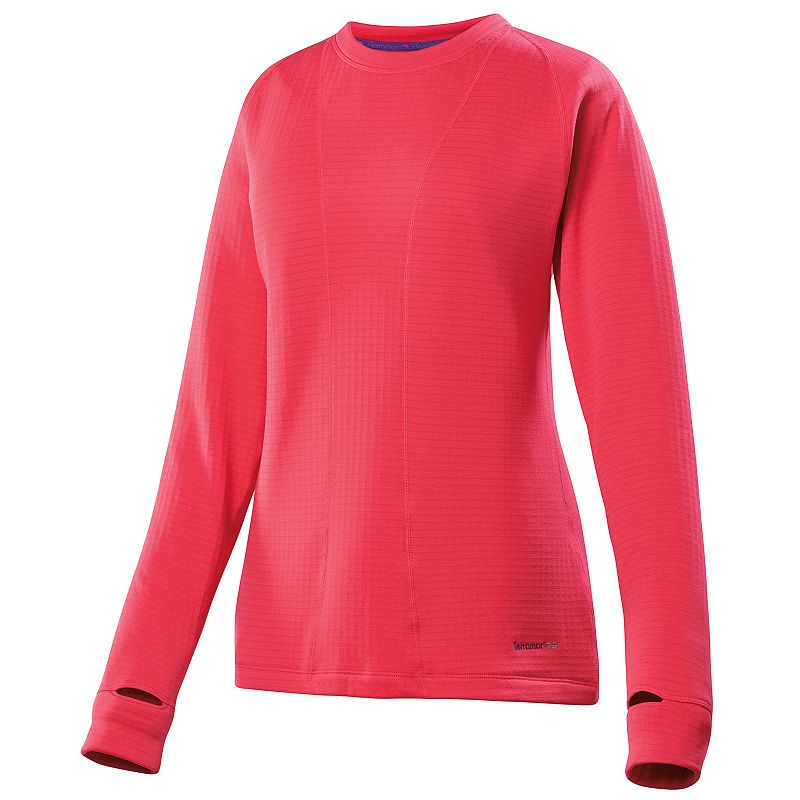 Terramar Ecolator Fleece Scoopneck Base Layer Top- Women's