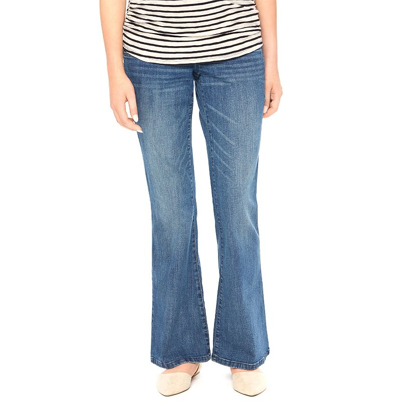 Maternity Oh Baby by Motherhood™ Secret Fit Belly™ Flare Jeans