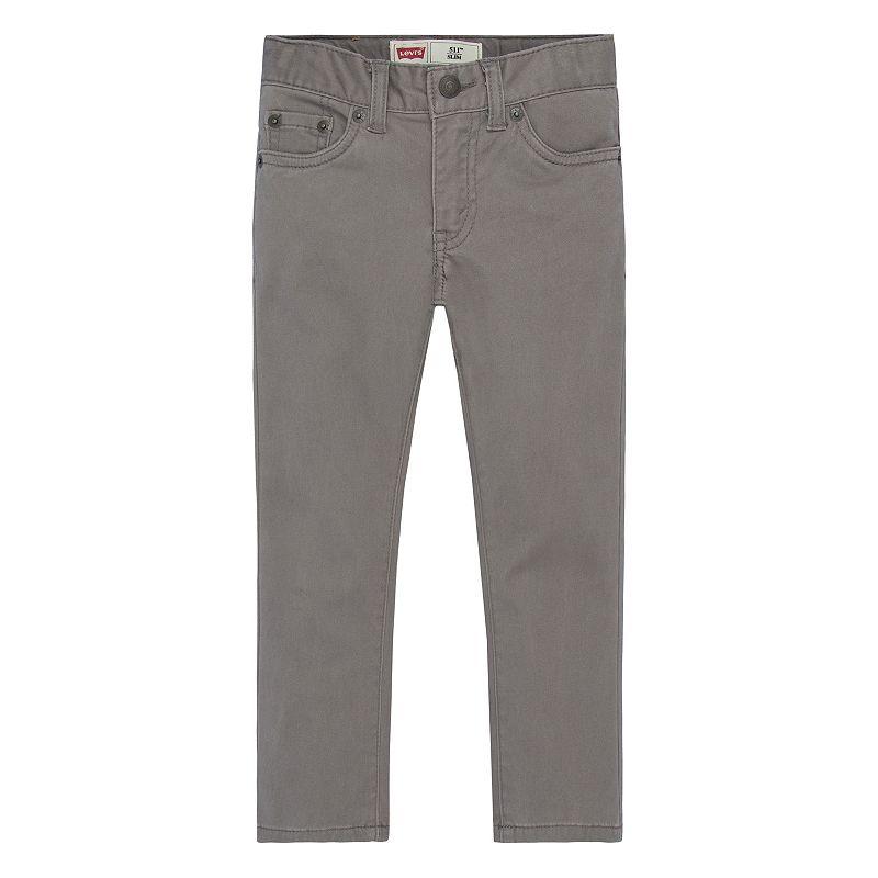 Toddler Boy Levi's Slim-Fit Sueded Pants