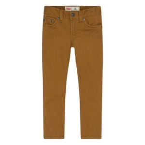 Boys 4-7x Levi's Slim-Fit Sueded Pants