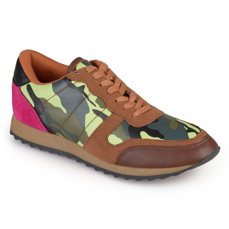 Journee Collection Qkermi Women's Fashion Sneakers