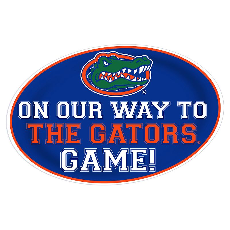 Florida Gators Jumbo Game-Day Peel & Stick Wall Decal