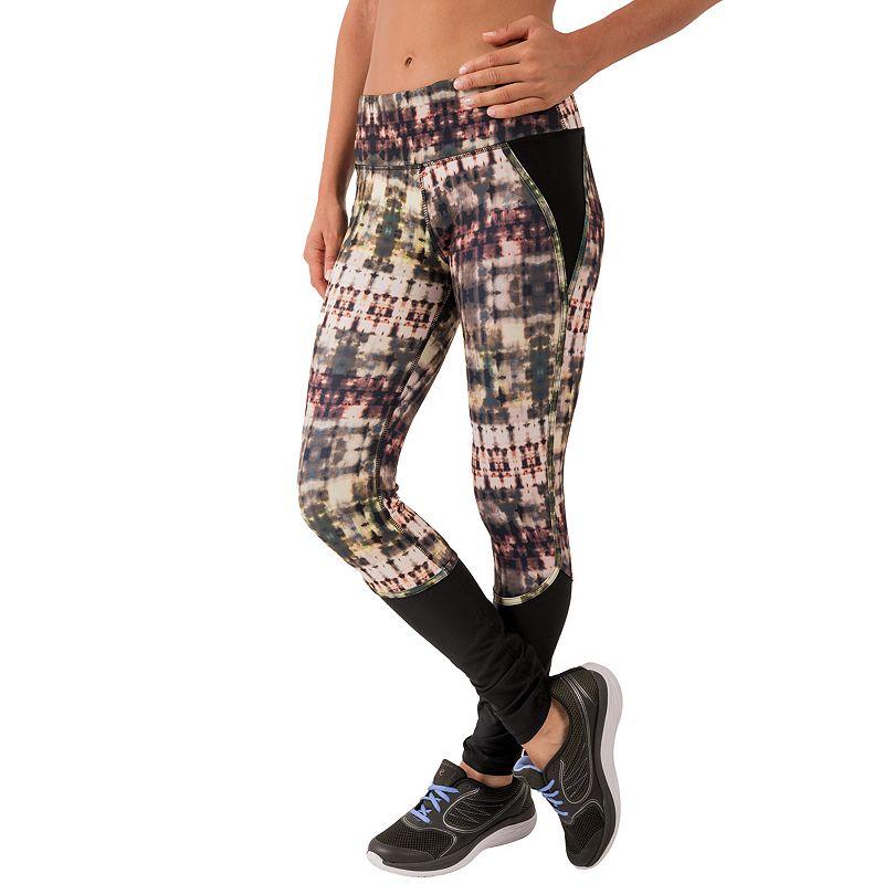 Women's RBX Colorblock Workout Leggings