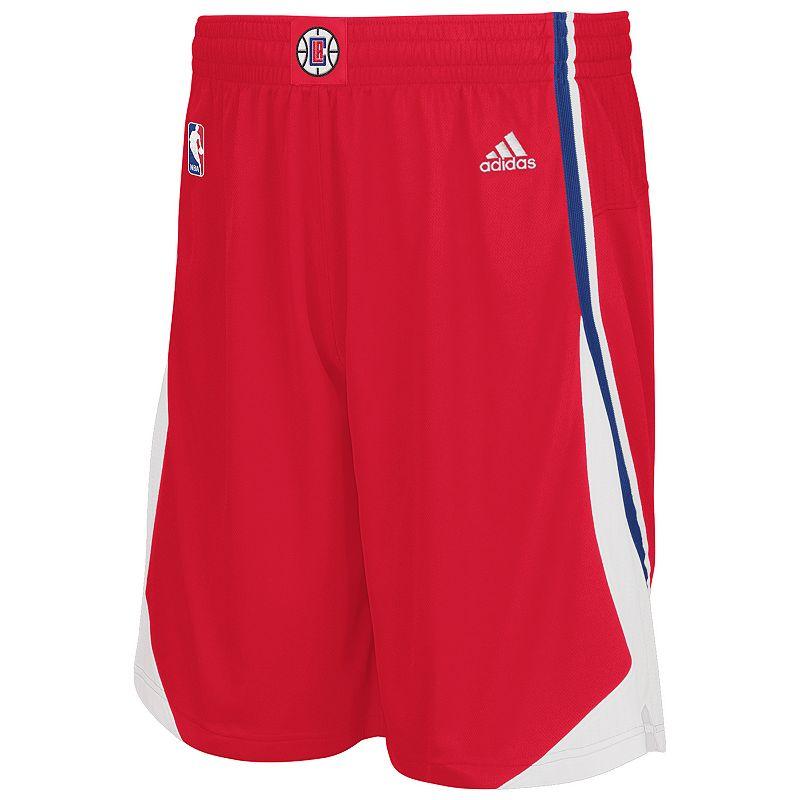Men's adidas Los Angeles Clippers Swingman Shorts