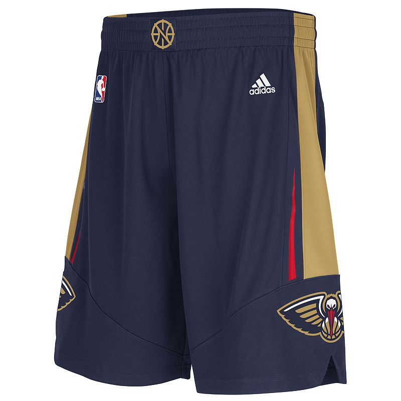 Men's adidas New Orleans Pelicans Swingman Shorts