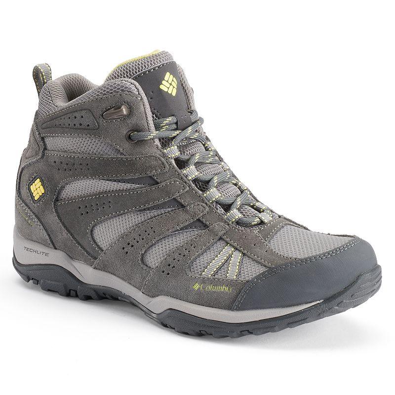 Columbia Dakota Drifter Women's Mid-Top Waterproof Hiking Boots