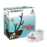 Keurig® K-Cup® Pod Caribou Coffee Reindeer Blend Dark Roast Coffee - 16-pk.
