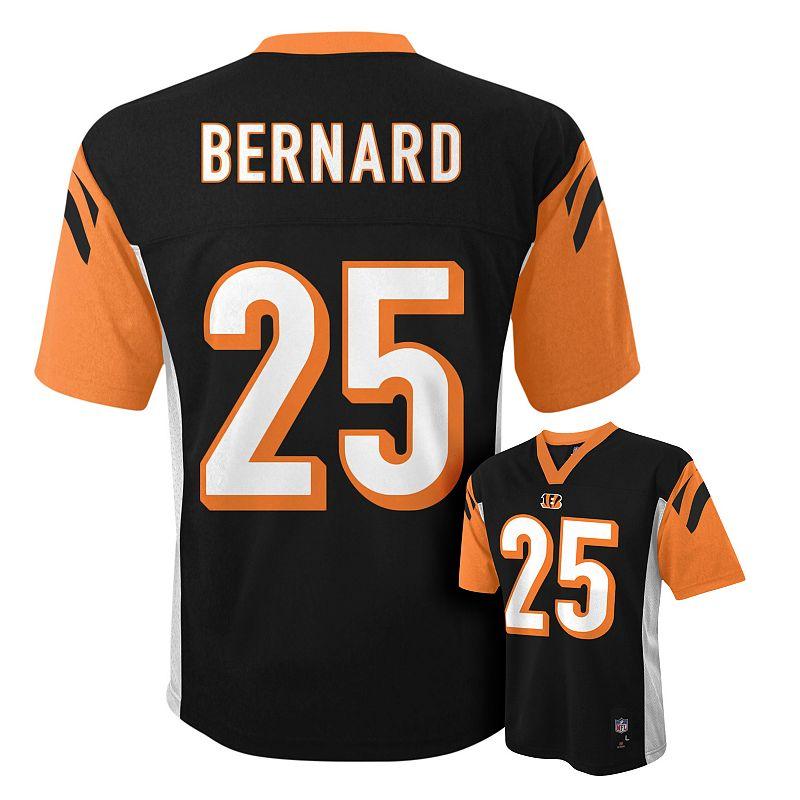 Boys 4-7 Cincinnati Bengals Giovani Bernard NFL Replica Jersey