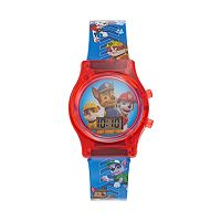 Paw Patrol Chase, Marshall & Rubble Kids' Digital Light-Up Watch