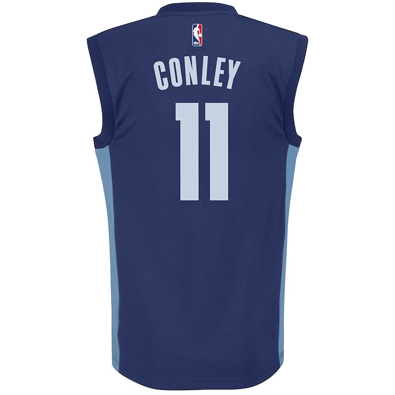 adidas Men's Memphis Grizzlies Mike Conley Jr. Replica Jersey