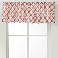 Ellis Curtains Lisboa Valance - 48'' x 15''
