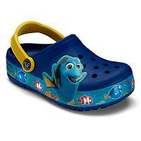 Crocs CrocLights Disney / Pixar Finding Dory Kids' Light-Up Clogs