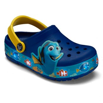 Crocs Kids CrocsLights Finding Dory Clogs