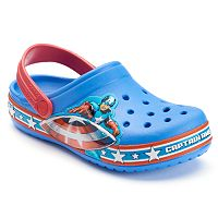 Crocs Crocband Marvel Captain America Kids' Clogs