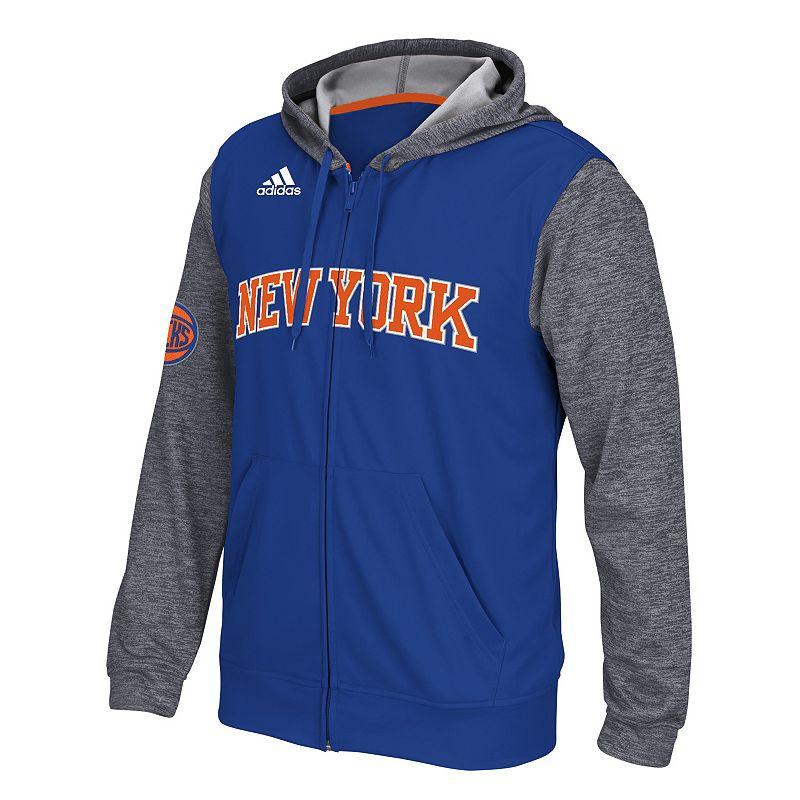 Men's adidas New York Knicks Pre Game Hoodie